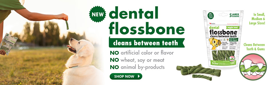 Dental Flossbone - Cleans between teeth and gums
