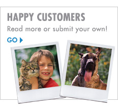 Happy Customers - Read more or submit your own!