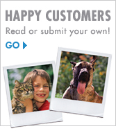 Happy Customers - Read or submit your own!